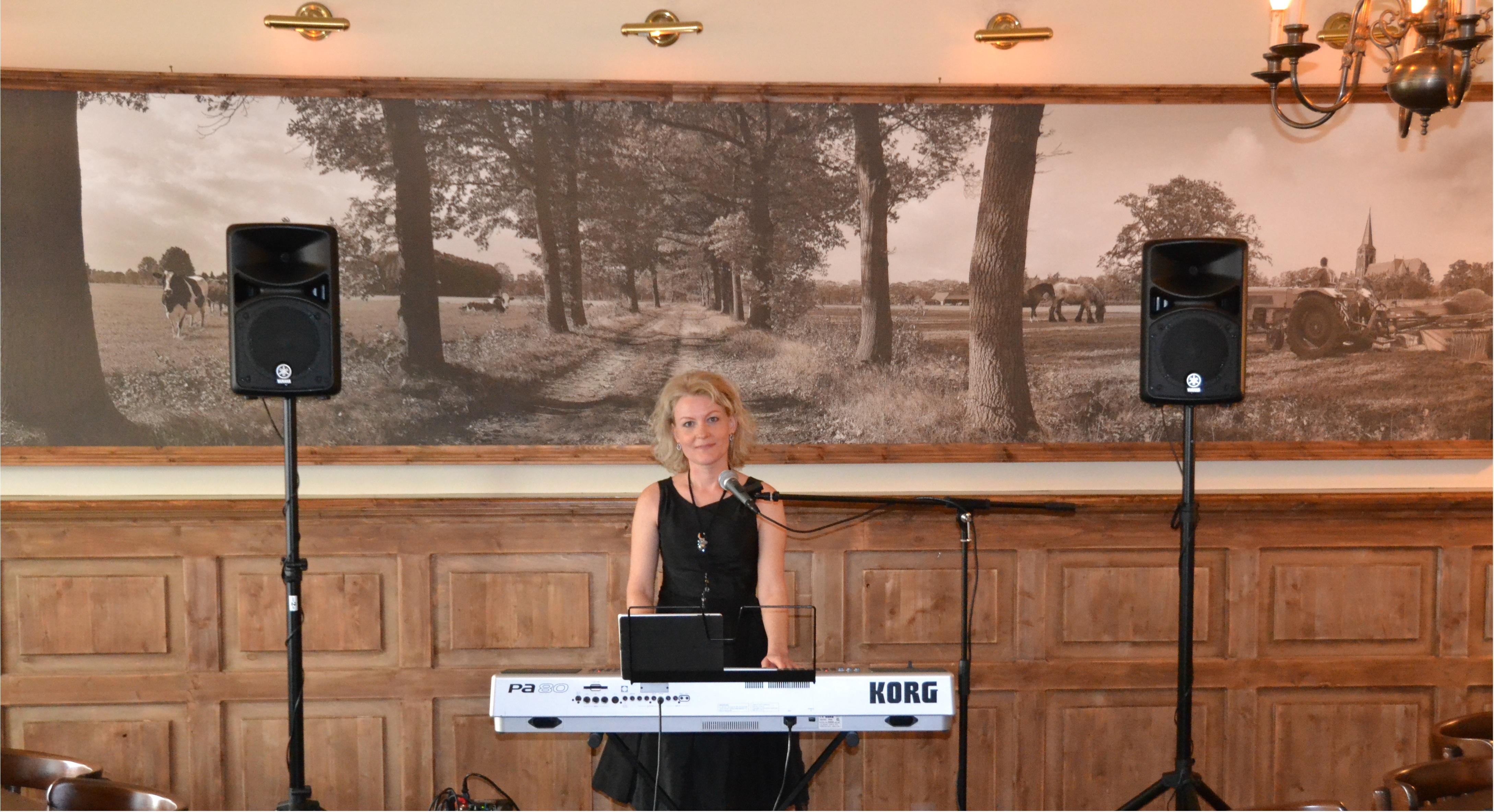Optreden 25 jarige Bruiloft te Zelhem - Foto-album